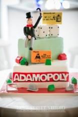 Adamopoly cake