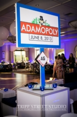 Adamopoly sign