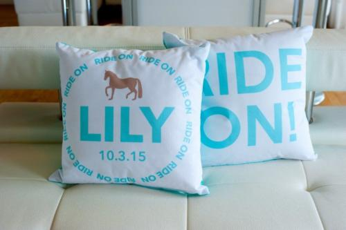 Ride on Lily Bat Mitzvah