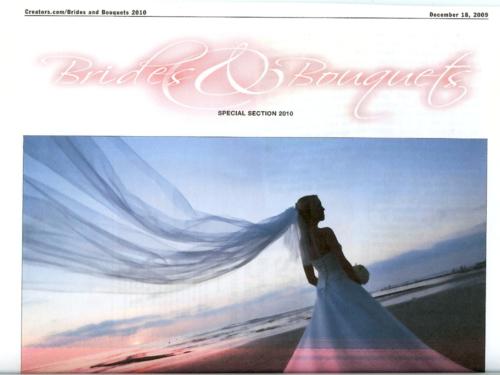 2009 Brides Bouquets