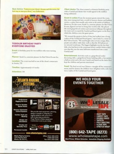 Event Solutions April-May'10 2