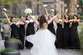 Gelbard bridesmaids