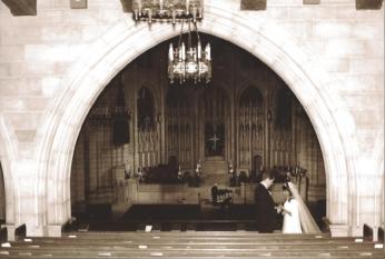 Hindu Quaker Wedding