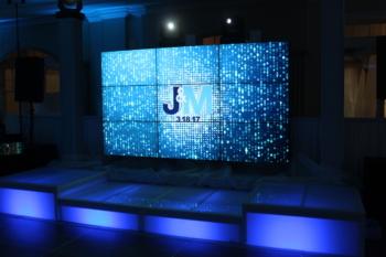 J  M video wall