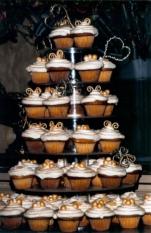 Kavey cupcake tower