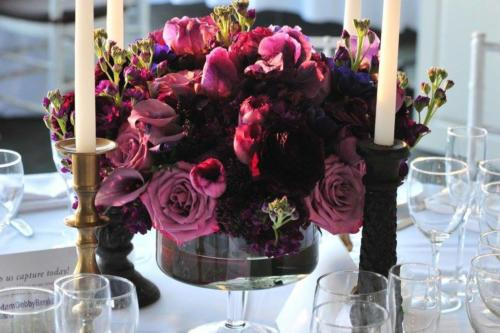 Kittle house centerpiece,