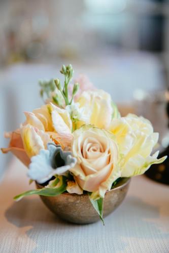 Martin flowers.