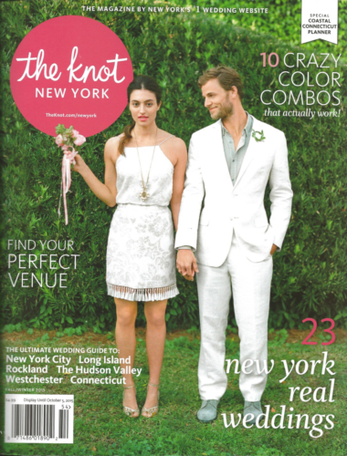 The Knot NY Fall 2015