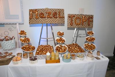 Topf pretzels.