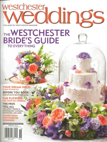 2012 Westchester Weddings