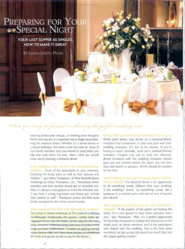 Westchester Weddings S 09
