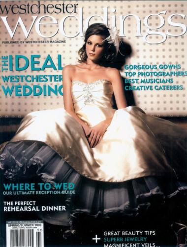 Westchester Weddings S 09 cover