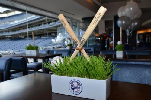 Yankee Stadium Bar Mitzvah