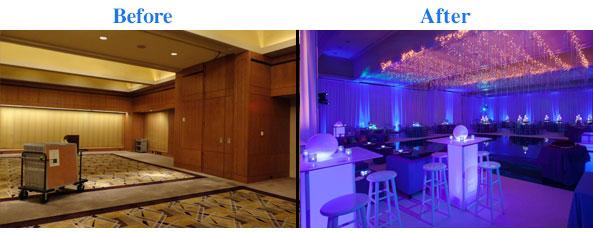 Before & After - Ritz Bat Mitzvah kgal
