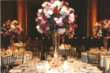 capitale centerpiece