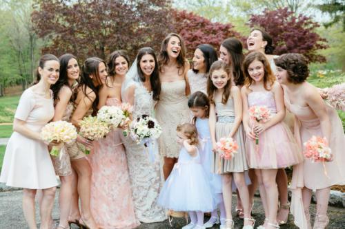 martin bridesmaids