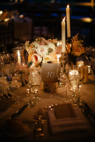 martin table candlelight