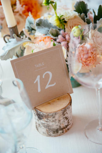 martin table numbers