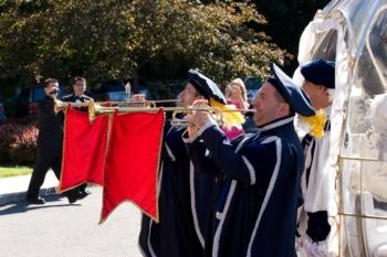 princess trumpeteers